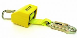 9' Retractable Lanyard with 17150 & 13120