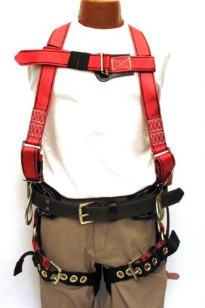 Lineman Combo Harness Grommets/Mating