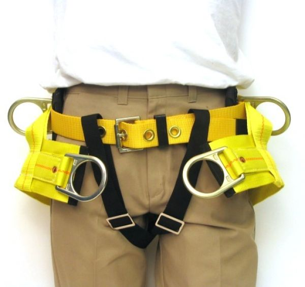 4 D Ring Forestry Saddle Fall Protection Equipment From